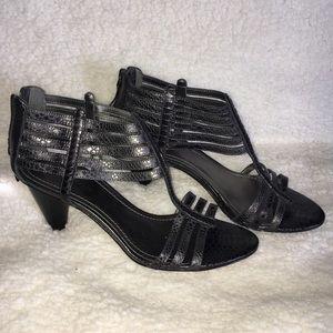 Nine West Strappy Heels